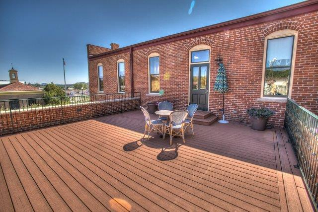 The Kleemann House - Rooftop patios